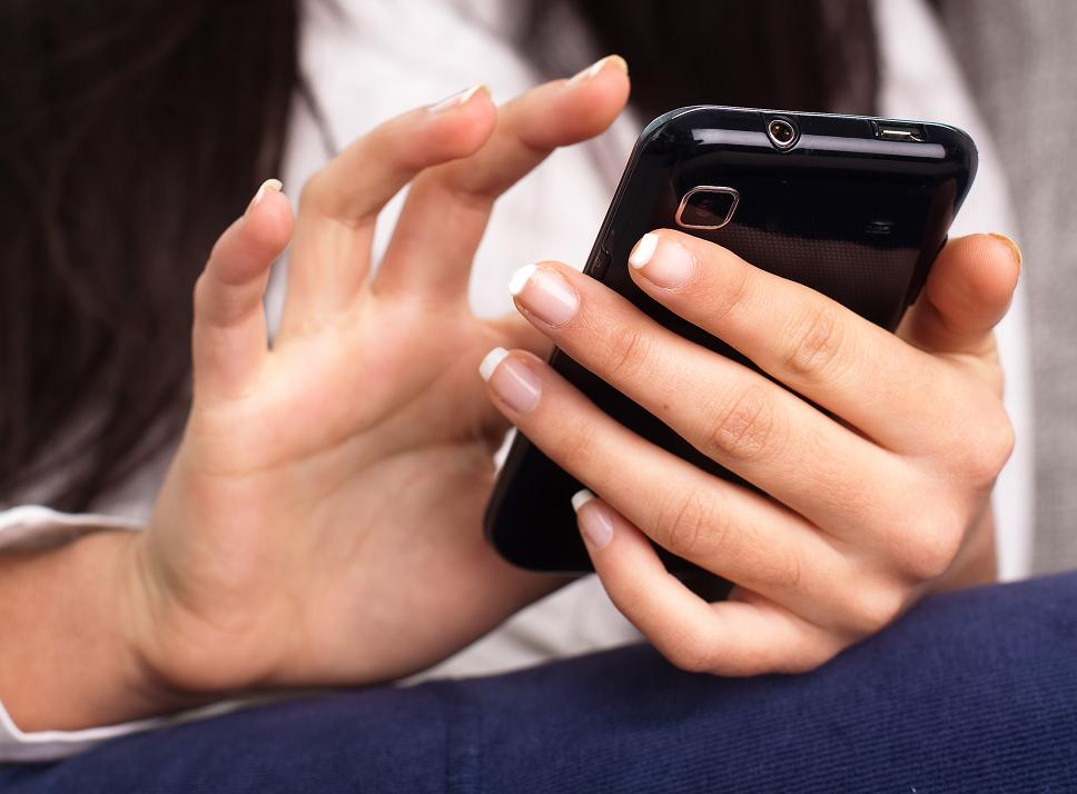 What are the disadvantages of an adult not having a mobile phone?