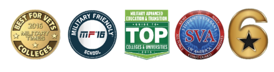 For many prospective military and veteran students, an institution's MVF status usually boils down to whether they display one of these logos on their website.