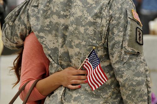 Embracing The Veteran