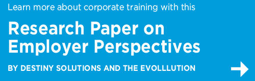 A research paper investigating employer perceptions of continuing higher education