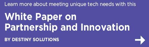 Vendor Partnerships in Higher Ed: Fabricators vs. Innovators