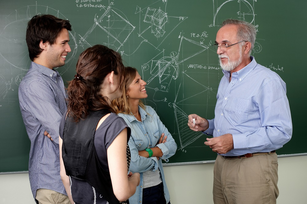 Modern Technology Allows Colleges to Engage With Students in Brand New Ways