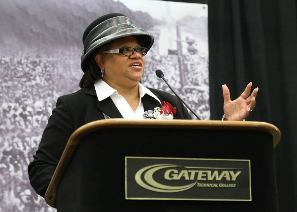 Zina Haywood | Provost and Executive Vice President, Gateway Technical College