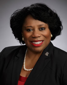 Alicia B. Harvey-Smith | Executive Vice Chancellor, Lone Star College