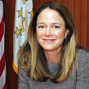 Meghan Hughes | President, Community College of Rhode Island