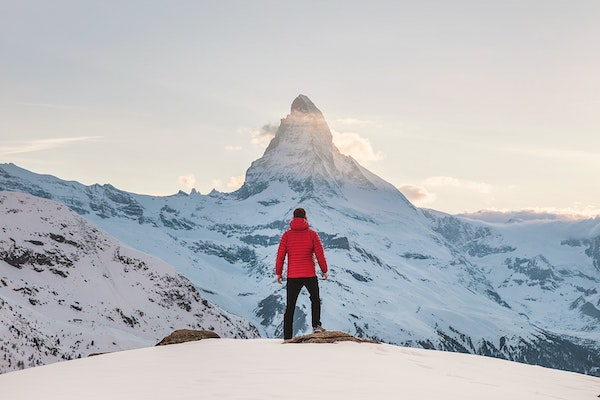 Lessons from an Academic Mountaineer: How to Surmount the Challenge and Find Your Pivot Point